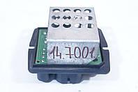 Резистор печки (отопителя) б/у Renault Kangoo 7701044011