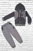 Детский спортивный костюм  LV теплый