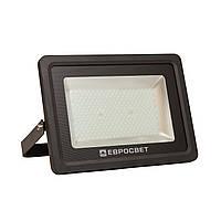 Прожектор Евросвет 150W 13500lm 6400K IP65 EVRO LIGHT EV-150-01 SanAn PRO У, фото 1