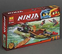 Конструктор  Ninjago.Конструктор для мальчиков. Ниндзя го конструктор.