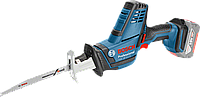 Аккумуляторная ножовка Bosch GSA 18 V-LI C Professional (5 А/ч, 3050 ход/мин)
