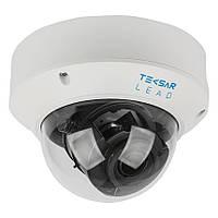 Купольная IP-видеокамера Tecsar Lead IPD-L-2M30F-SDSF-poe 2,8 mm, фото 1