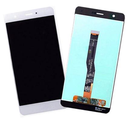 Дисплей (экран) для Huawei Nova CAN-L11 с сенсором (тачскрином) белый с микросхемой