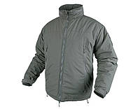 Куртка зимняя Helikon-Tex Level 7 Climashield Apex Olive KU-L70-NL-01