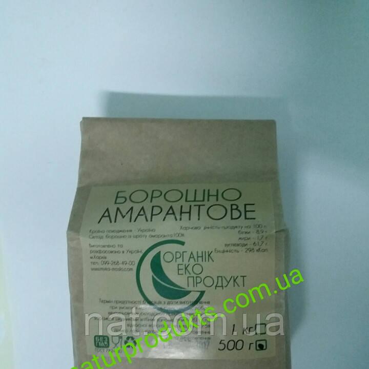 Мука амарантовая, 500 г, Органикэкопродукт