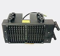 Отопитель салона /печка/ в сборе с радиатором 12 вольт. 2-х вальная