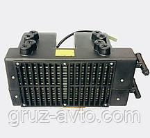 Отопитель салона  дополнительный в сборе с радиатором 12 вольт / возможность установки под сиденье
