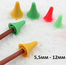 Защитный колпачок для спиц 5,5мм - 12мм