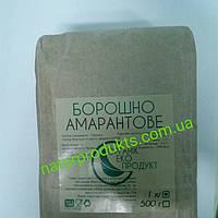 Мука амарантовая, 1 кг, Орнаникэкопродукт