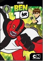 Ben 10 (Бен 10) - Випуск 2: Епізоди 8-13 (DVD)