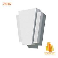 ЗАМКОВЫЙ КАМЕНЬ ZK007, размер 320 x 270 x 80 мм