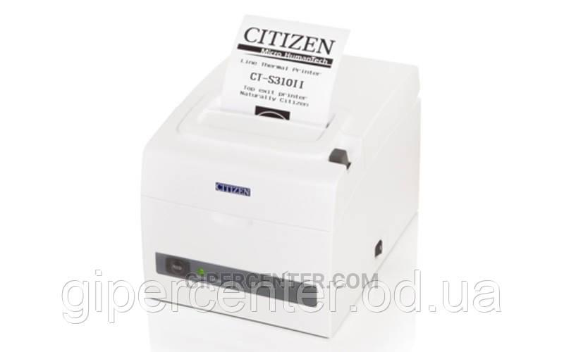 POS-принтер Citizen CT-S310II Serial+USB белый