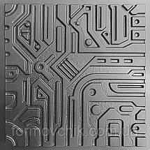 "Форма для изготовления 3D-панелей ""EX-MASHINA А"" , ""EX- MASHINA B"", фото 3"