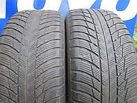 Шини б/в зимові R17 225/55 Bridgestone