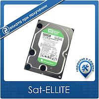 "Жесткий диск WD (5000AADS) - 3.5"", 500GB, 32Mb, SATA2"