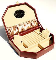 Шкатулка трапеция для ювелирных изделий