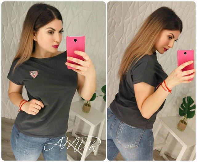 Купить женские футболки больших размеров в Украине