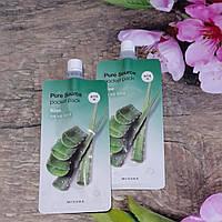 Ночная маска с Алое Missha Pure Source Pocket Pack - Aloe