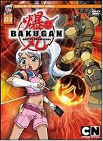 Бакуган: Відчайдушні бійці, Випуск 3 (DVD)
