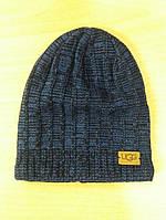 Зимняя  шапка  колпак  на флисе  UGG