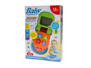 Игрушка развивающая Мой первый телефон