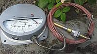 Термометр манометрический, конденсационный, показывающий, электроконтактный ТКП-160Сг2