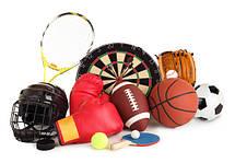 Спортивно-ігрове обладнання