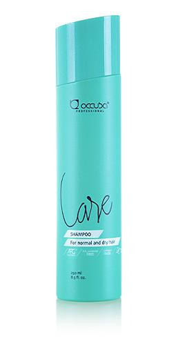 Шампунь Care для нормальных и сухих волос.