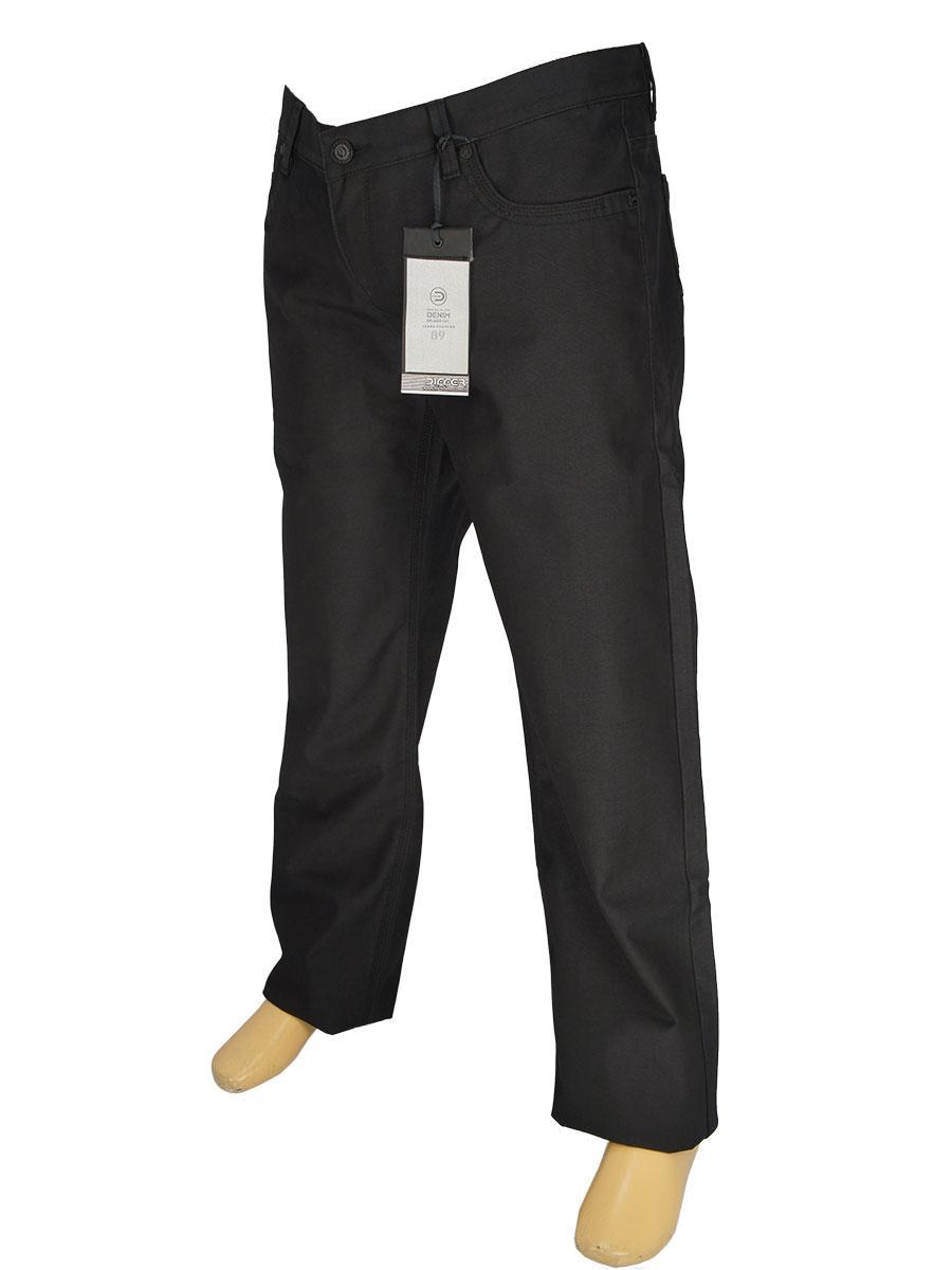 Мужские зимние джинсы Differ E-1925 SP.0883-12 в большом размере