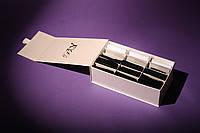Оригинальный подарок - набор мужских носков в картонной коробке на 15 пар. Цвет - шампань