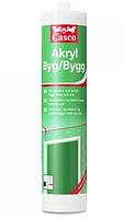 Герметик CASCO Akryl Bygg 300 мл