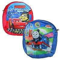 """Мягкий рюкзак 555-95 """"Томас"""" и """"Тачки"""""""