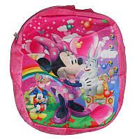 """Мягкий рюкзак 555-95 """"Микки Маус"""""""