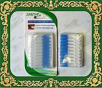 Стоматологические межзубные щётки (40шт.).