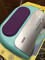 УФ лампа для сушки ногтей CCFL\LED 48W (цвета в ассортименте)