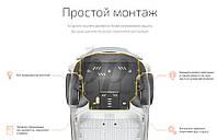 Защита ДВС (двигателя и коробки передач) кольчуга Nissan Maxima Qx A32/A33 (ниссан максима 2000-2004)