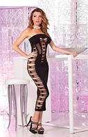 Платье Big Spender seamless long dress Black