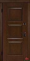 Двери входные металлические Трио 3D дуб Двери Белоруссии