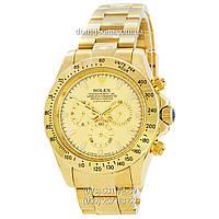 Мужские часы Rolex Daytona AAA Mechanic Gold, механические часы Ролекс Дайтона качество