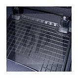 Коврики салона (резиновые, черные) avto-gumm Kia Sportage III SL (киа спортаж/спортейдж 2010-2015), фото 5