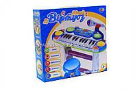 Детское игрушечное пианино «Юный виртуоз» 7235 Б, фото 1