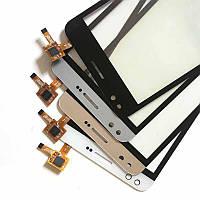 Prestigio PSP 3504 Duo Сенсорный экран тачскрин черный, фото 1