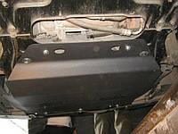 Защита картера двигателя и КПП для Citroen  Berlingo II  2008-
