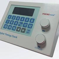 Часы процедурные Микромед электронные со звуковым сигналом, 15 интервалов, таймер лабораторный