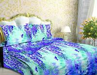 Комплект постельного белья  Капель (рис.1).  Полуторный. Бязь