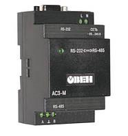АС3-М. Автоматический преобразователь интерфейсов RS-232/RS-485