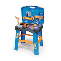 Детская Мастерская-чемодан с инстурментами 2в1 Bob the Builder Smoby 360311