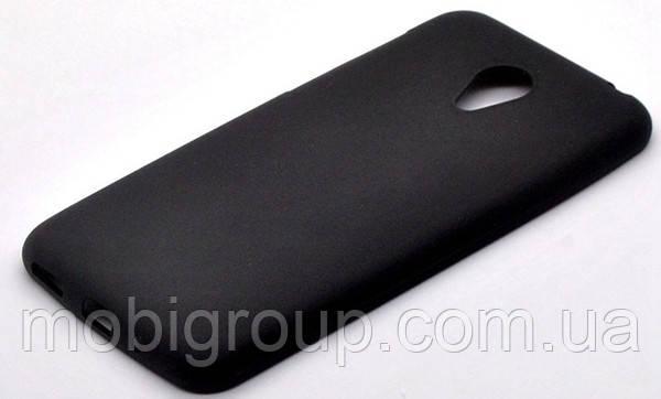 Матовый силиконовый чехол Meizu M2 Note