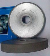 Алмазный круг точильный 100х10х20 прямой профиль Полтавский алмазный завод
