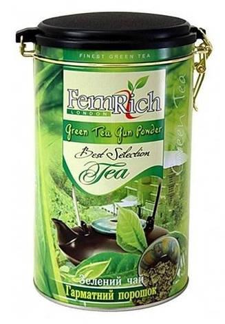 """Зеленый чай """"Пушечный порох"""", FemRich, 350г, фото 2"""